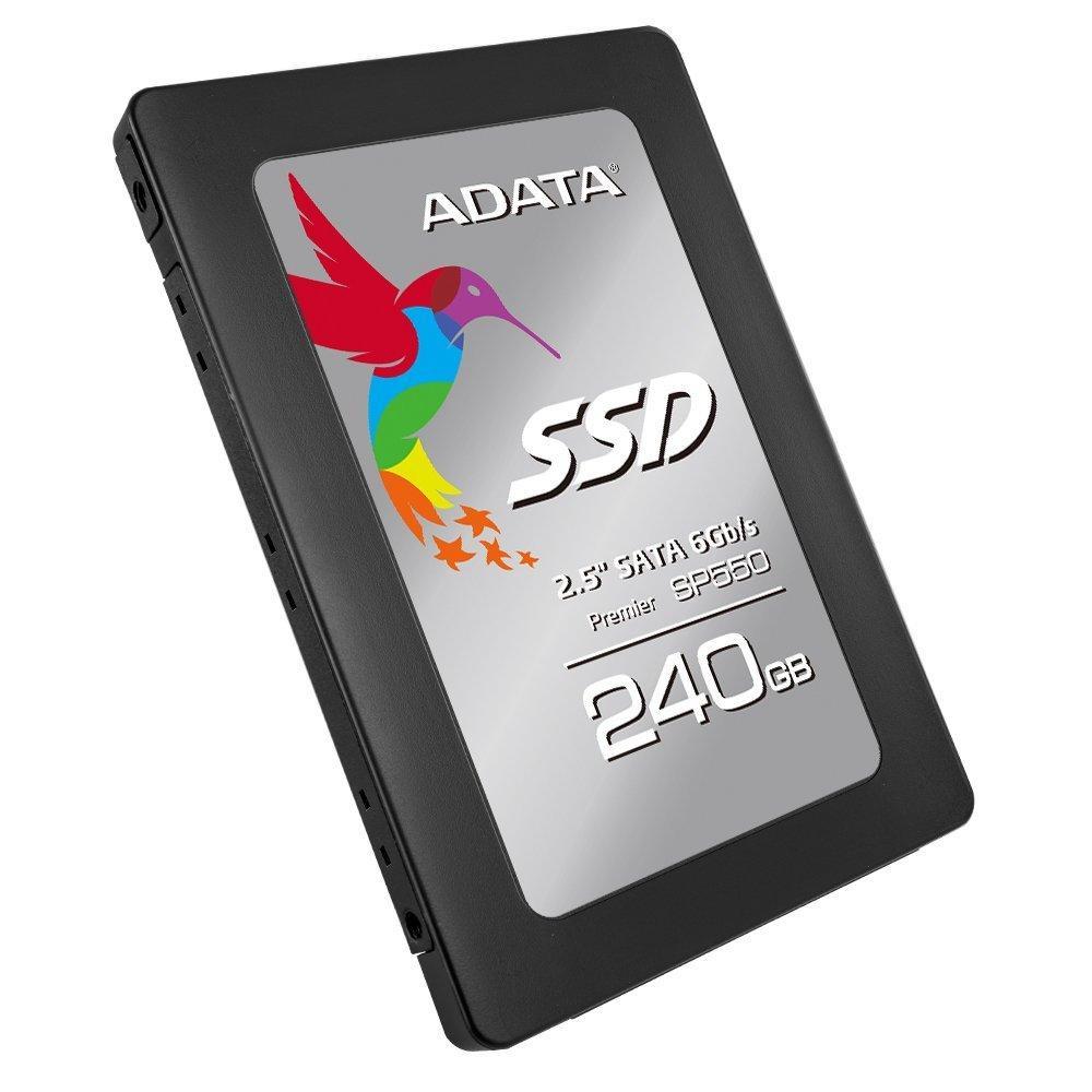 SSD interne 2.5 Adata Premier SP550 (Mémoire TLC) - 240 Go