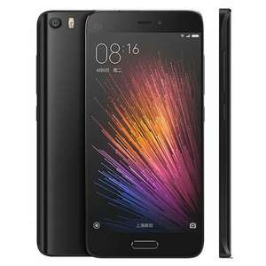 "Smartphone 5.15"" Xiaomi Mi5 (Coloris au choix) - IPS FHD, Quad-Core Snapdragon 820 2.15GHz, RAM 3Go, 64Go (Via applications mobiles)"