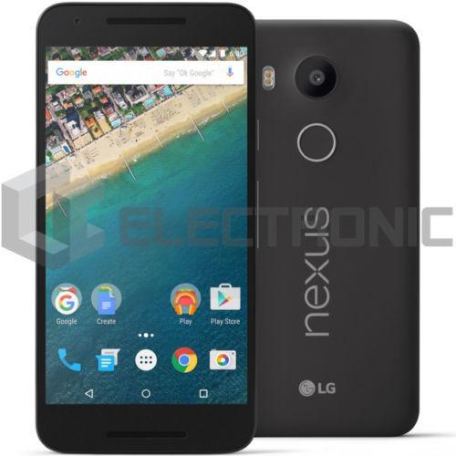"Smartphone 5.2"" LG Nexus 5X - 32 Go, Noir (Boite ouverte)"