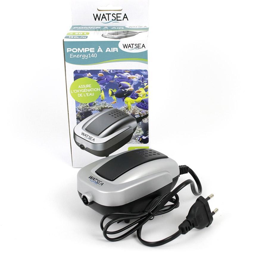 Pompe à air Watsea Energy pour Aquariums et petits Bassins