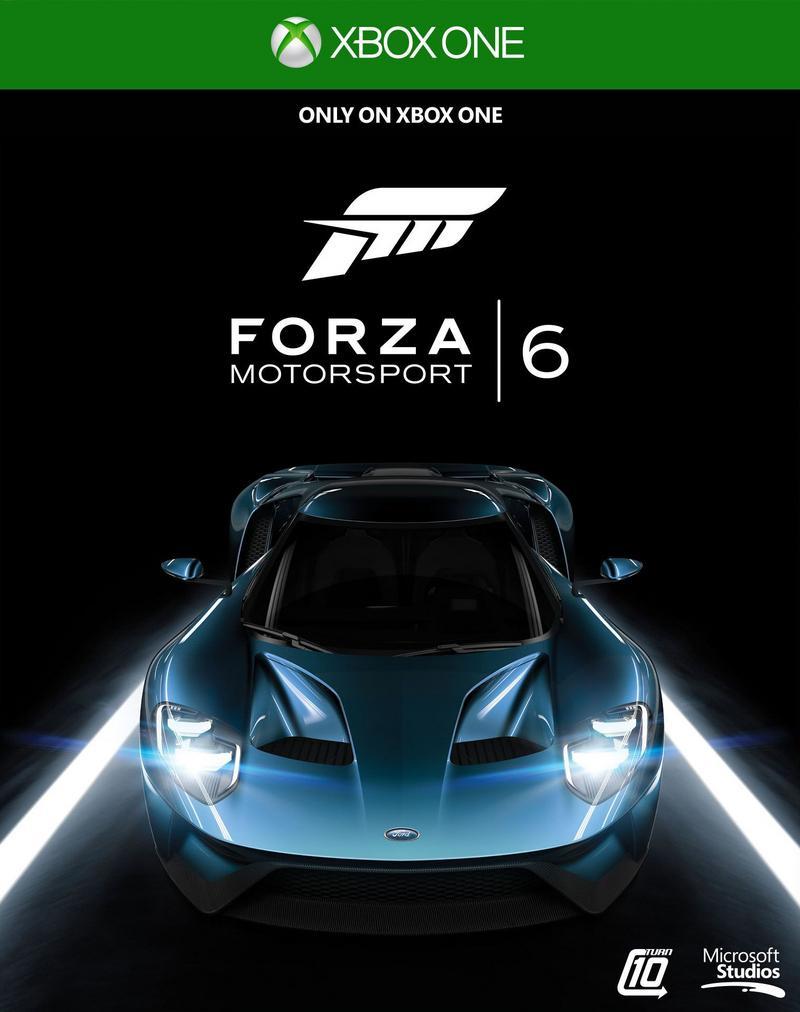 [Membres Gold] Forza Motorsport 6 sur Xbox One jouable gratuitement jusqu'à dimanche