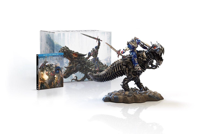 Coffret Blu-Ray Transformers : L'âge de l'extinction Edition limitée (Import US) - Frais de port et de douane inclus