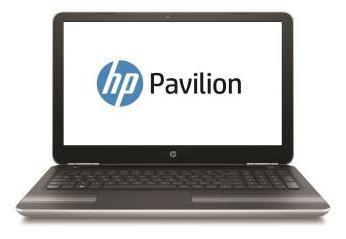 """PC Portable 15.6"""" HP Pavilion 15-au012nf  (HD, i5-6200U, 6 Go RAM, 256 Go SSD, Windows 10)"""