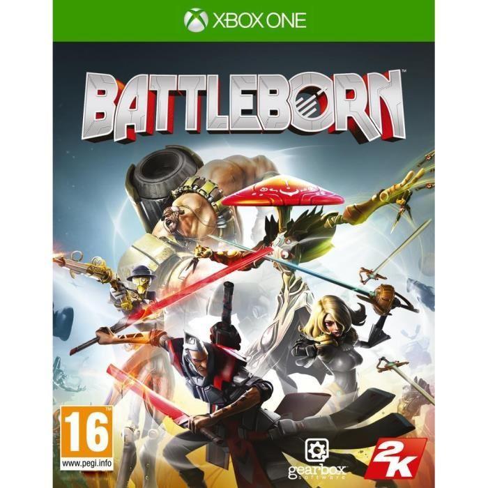 Battleborn sur Xbox One