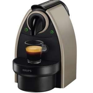Machine à café Krups Nespresso Essenza Earth Auto YY154FD (via ODR)