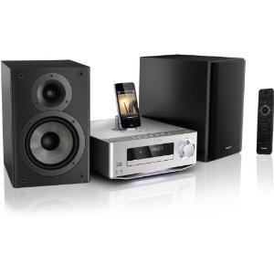 Chaîne Hi-fi DVD Philips Harmony DCD7010/12 Avec station d'accueil (HDMI 1080p)
