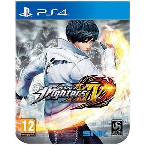 The King of Fighters XIV - Edition Day One et Steelbook sur PS4 sur commande