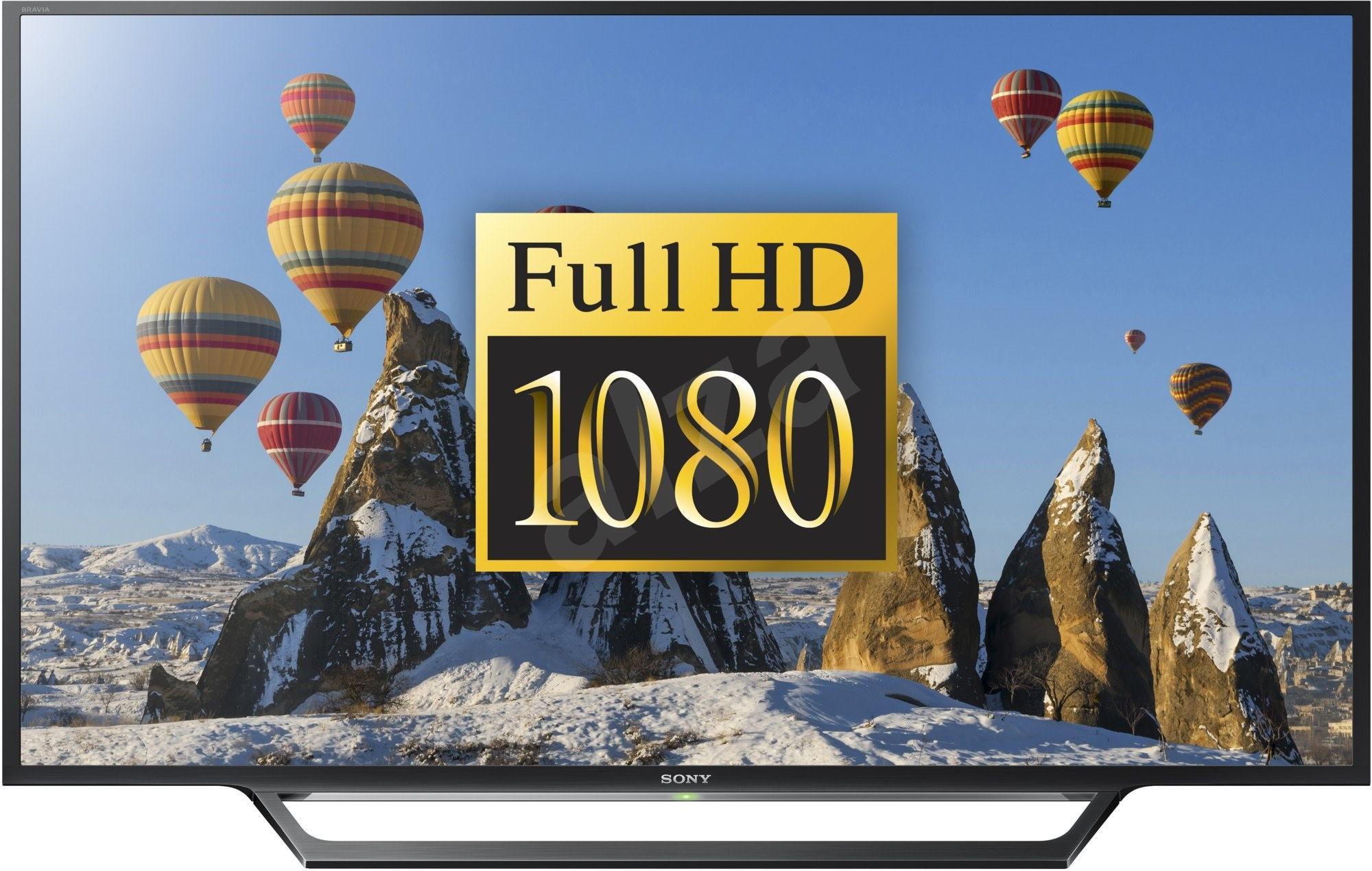 "Sélection de TV en promotion - Ex : TV 40"" Sony Bravia KDL-40WD650 - LED, Full HD, Smart TV"