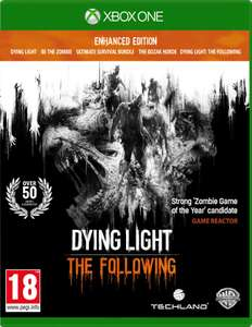 Dying Light: The Following - Enhanced Edition sur PS4 ou Xbox One