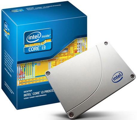 Processeur Intel Core i3-3220 + SSD Intel 335 240 Go