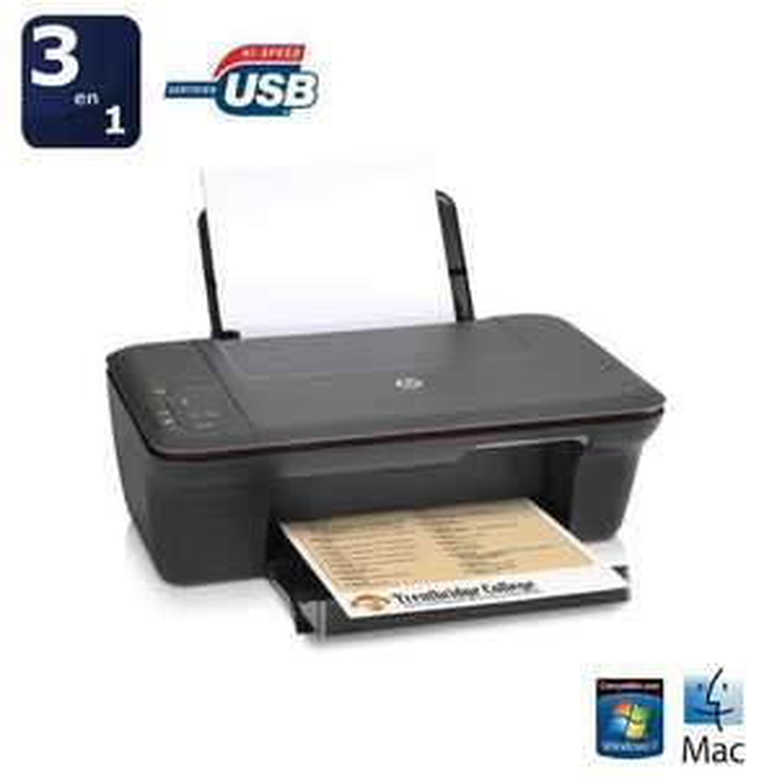 Imprimante jet d'encre HP Deskjet 1050A (CQ198B)