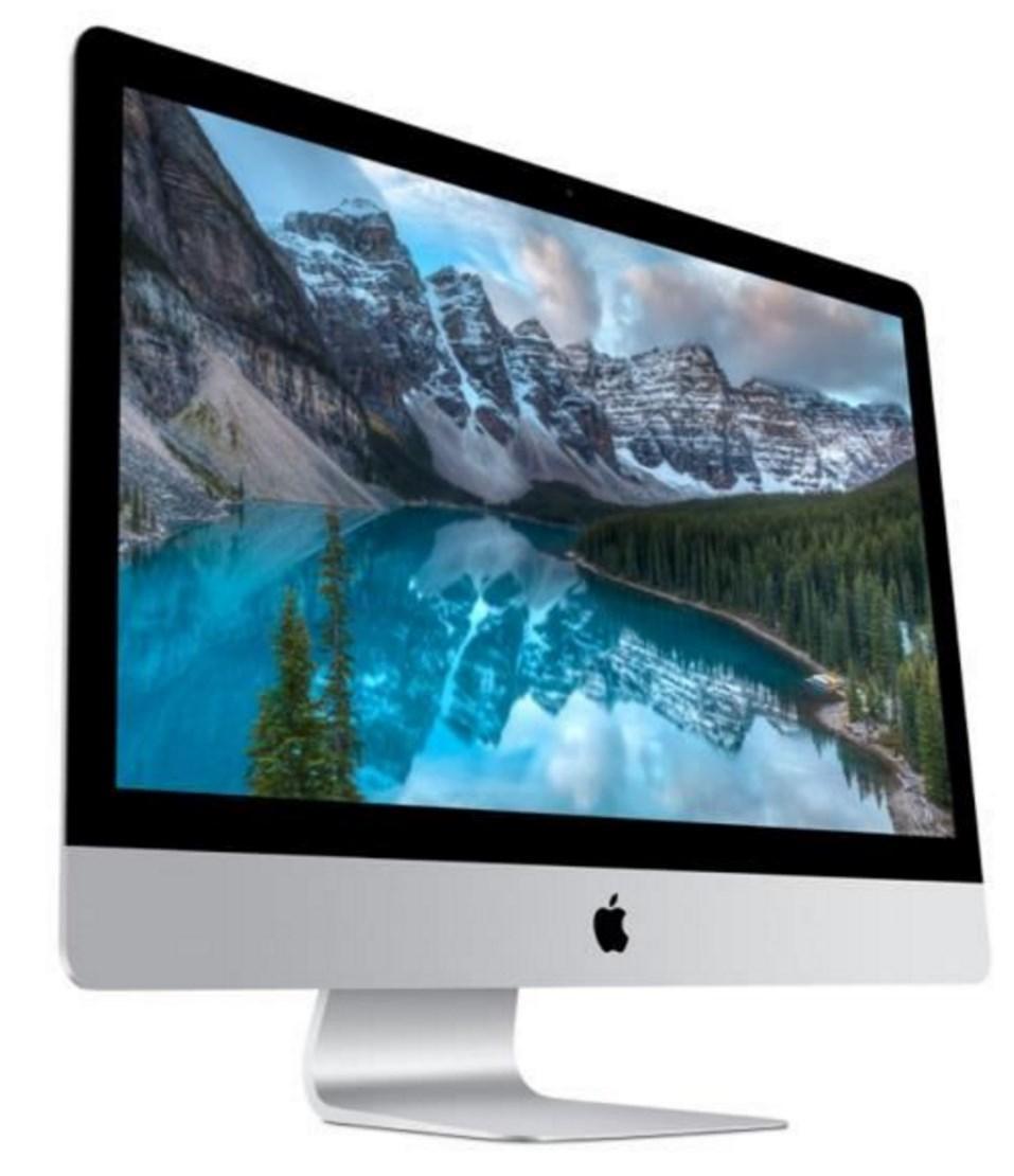 """[Cdiscount à volonté] PC de Bureau Apple iMac MK472FN/A - 27"""" 5K, Intel i5 3.2 GHz, 8 Go de Ram, 1 To, AMD Radeon R9 M390"""