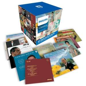Coffret Philips Classics - The Stereo Years (50 CDs)
