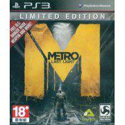 Metro Last Light Edition Limitée sur PS3 et XBOX 360