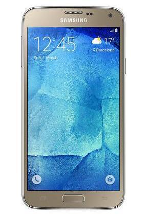 "Smartphone 5.1"" Samsung Galaxy S5 Neo Gold 16 Go"