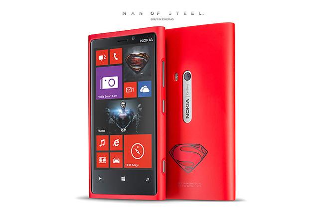 Coque protection Man of Steel gratuite pour les possesseurs d'un Lumia 920