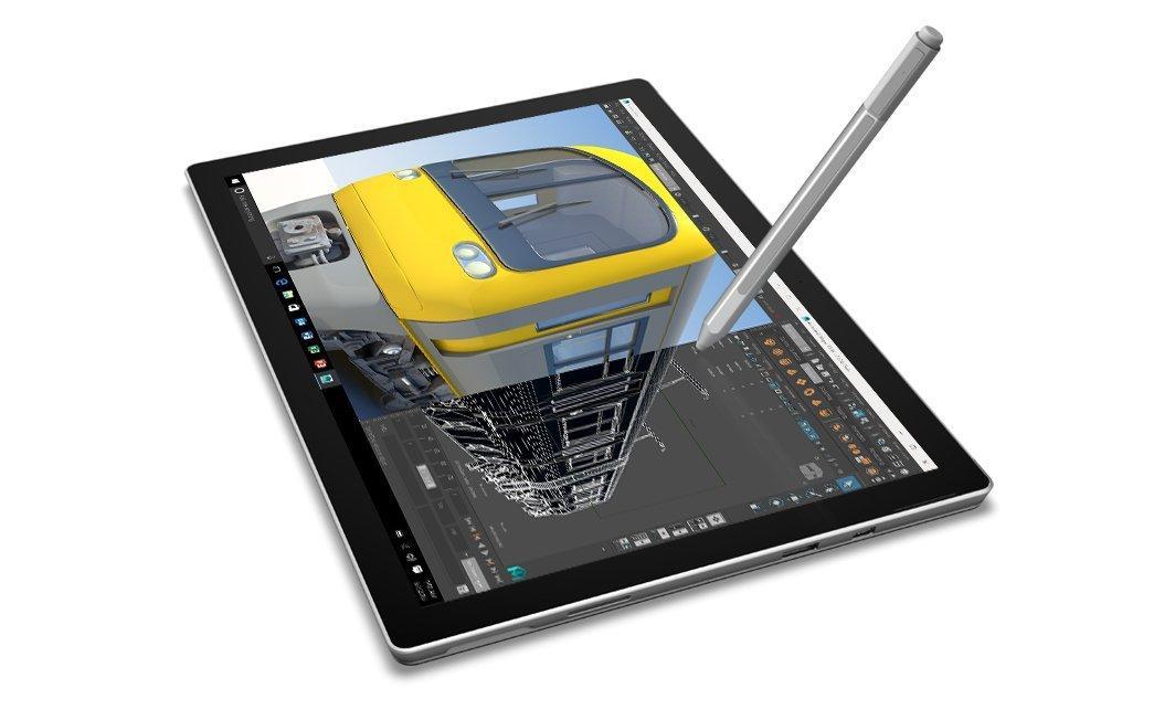 """-20% sur les tablettes Microsoft Surface Pro 4 et Surface Book - Ex : Surface Pro 4 12.3"""" - i5, 4Go RAM, 128Go SSD"""