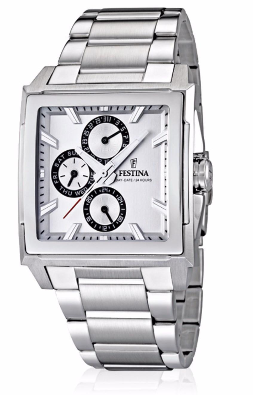 Sélection de montres Festina en promotion - Ex : Montre multifonction Classique
