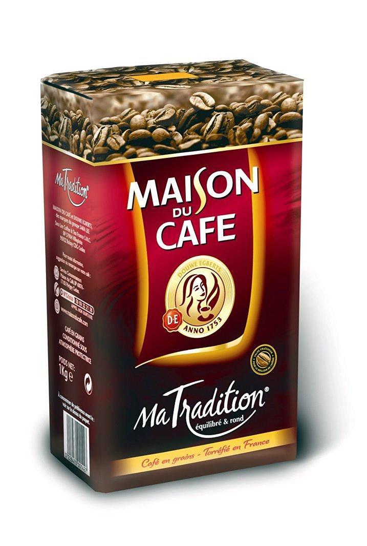 Lot de 3 Pack café Maison du Café en grains (1 Kg)
