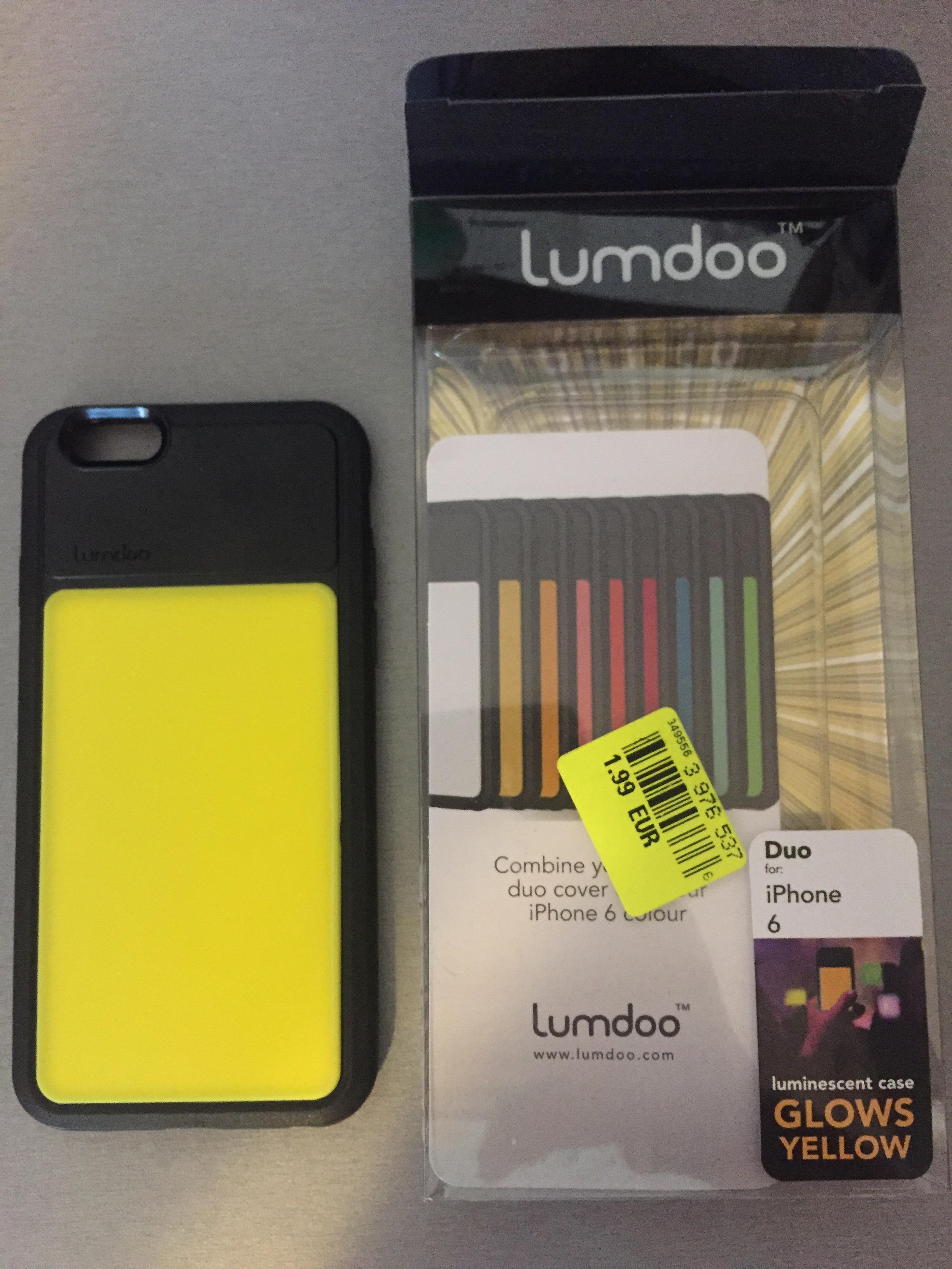 Coque Lumdoo pour Smartphone iPhone 6 / 6S