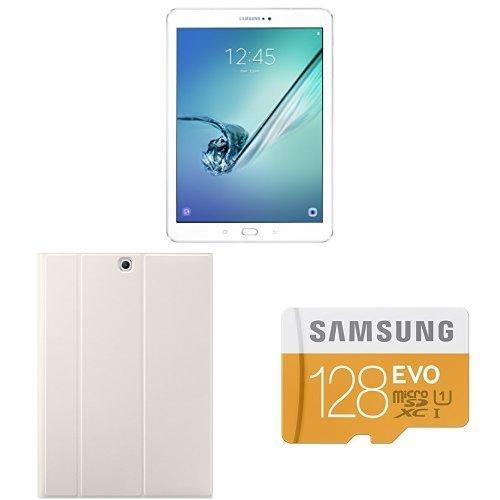 "Pack Tablette 9.7"" Samsung Galaxy Tab S2 + Housse Samsung + Carte Micro SD 128 Go (via ODR de 50€)"