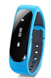 Bracelet connecté Huawei Talkband B1 - Bleu