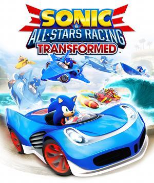 Sonic & Sega All-Stars Racing Transformed sur PC + Nail'D (Dématérialisés - Steam)