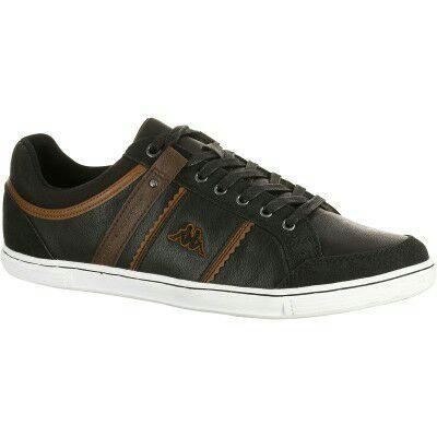 Chaussures Hommes Kappa Ottawa noir / marron