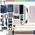 Kit de démarrage pour Arduino UNO R3 Mega2560 Mega328 Nano