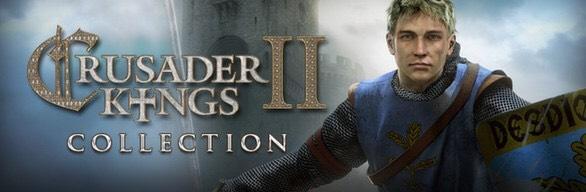 Bundle Crusader Kings II Collection sur PC (Dématérialisé - Steam)