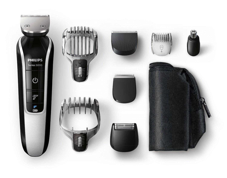 Tondeuse à barbe / cheveux Philips QG3371/16 + accessoires