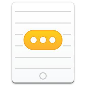 Application Typeeto : clavier bluetooth de grande taille à distance gratuite sur macOS (au lieu de 9.99€)