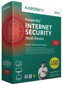 Licences Kaspersky Mutli-Devices - 4 Appareils