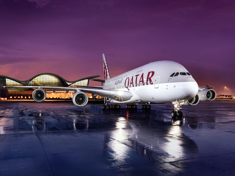 Sélection de vols Qatar Airways en promotion - Ex : Vol A/R Paris - Tokyo Narita