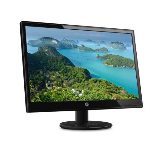 """Ecran PC  22"""" HP T3U87AA - Full HD / 5ms (DVI / VGA)"""
