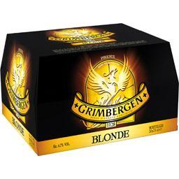 Jusqu'à 70% de réduction sur une sélection - Ex : Pack de 20 bières Grimbergen - 25 cl (via 8.33€ sur la carte de fidélité)