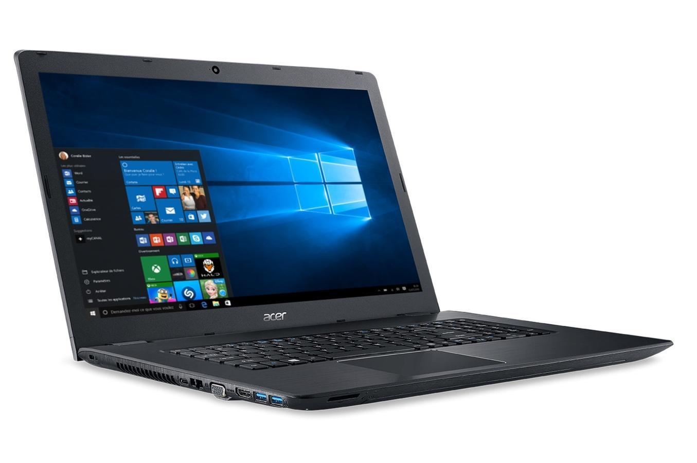 "PC portable 17.3"" Acer Aspire E5-774G-54R5 (i5-6200U, GTX 950M, 4 Go de RAm, 1 To)"