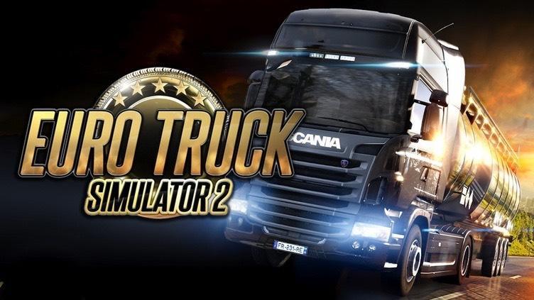 Euro Truck Simulator 2 (Dématérialisé - Steam)