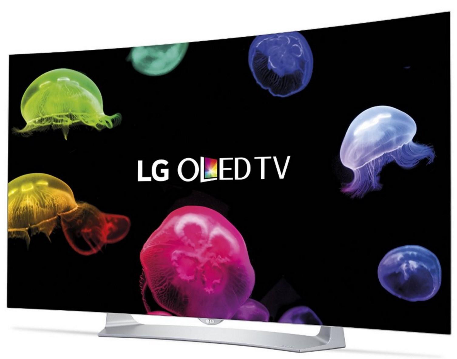"""TV 55"""" LG55EG910V - FullHD, Oled, Smart TV, Wifi, 3D, incurvé"""
