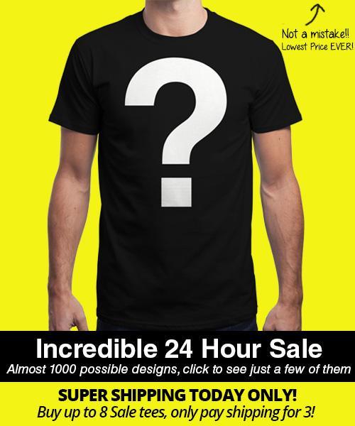 T-Shirt à motif aléatoire