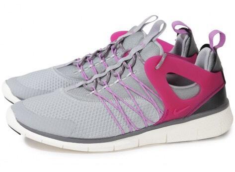 Sélection de produits en promotion - Ex : Baskets Nike Free Viritous Grise pour Femmes (Taille 41)