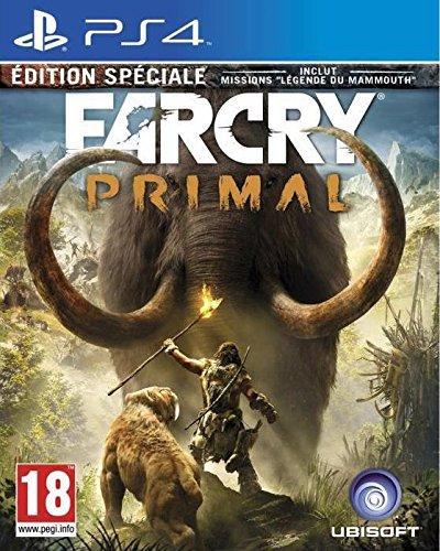 Sélection de jeux PS4 / Xbox One en promo - Ex : Far Cry Primal - Edition spéciale sur PC / Xbox One et PS4
