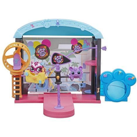 Parc de jeu Little Petshop Hasbro