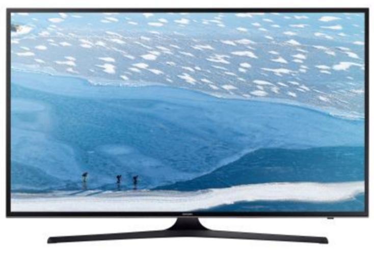 """TV 65"""" Samsung UE65KU6000 - UHD 4K (via ODR de 319.80€)"""