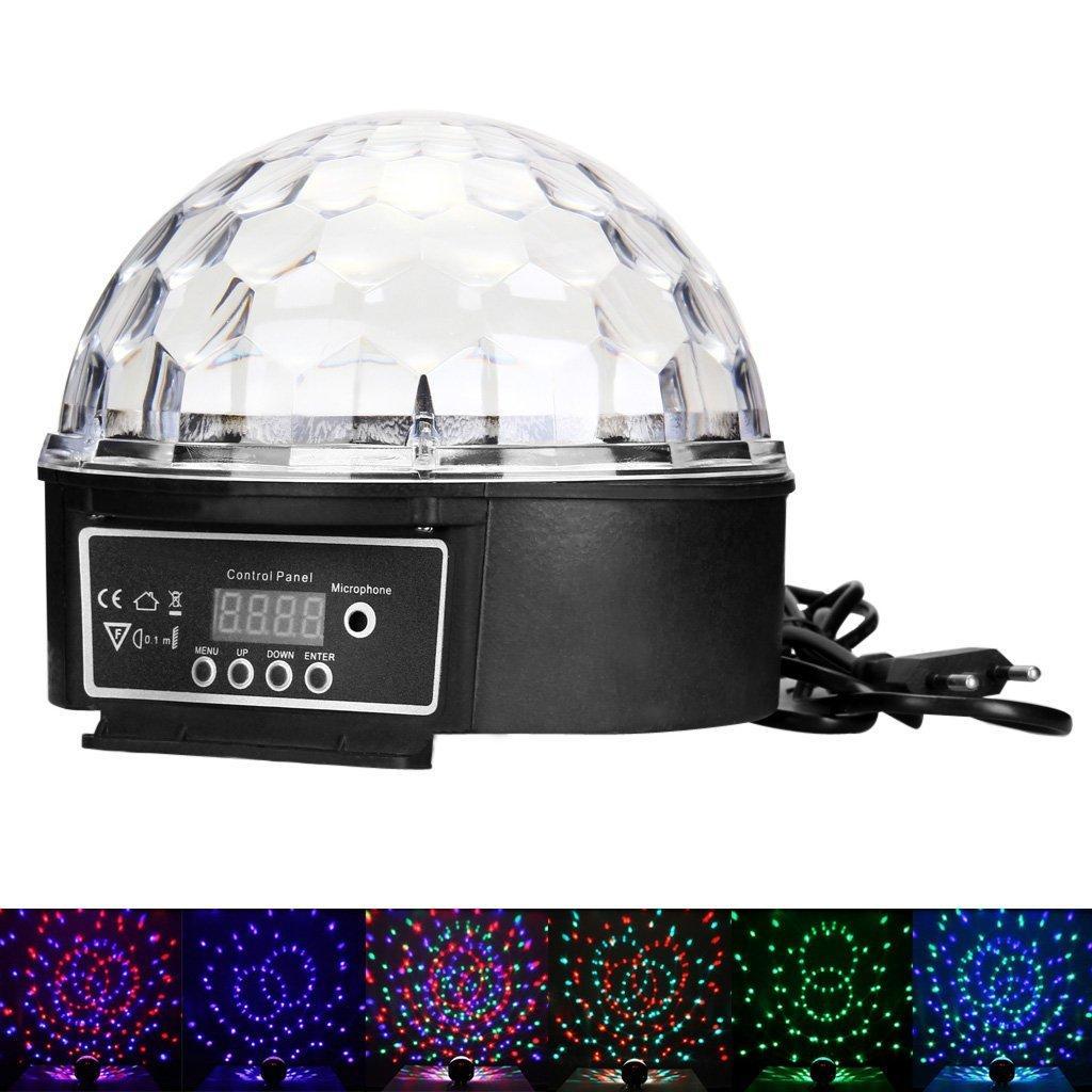 Lumière Disco Excelvan DMX512