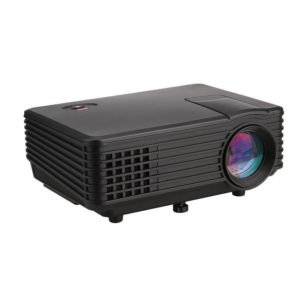 Mini-vidéoprojecteur Excelvan - LED, 800x480