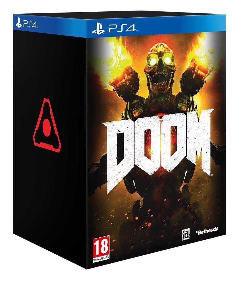 Doom - Édition Collector sur PS4