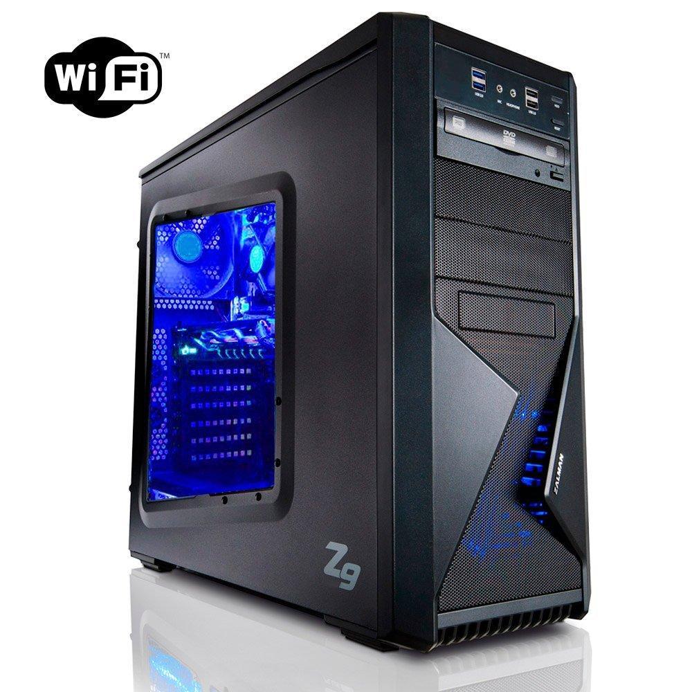Tour PC Megaport - Amd Fx-6300, RAM 16Go, 1To, Gtx 1060, Windows 10