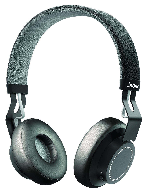 Casque Audio Sans-fil Jabra Move Noir - Bluetooth