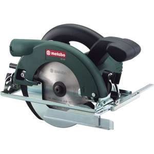 Scie circulaire METABO KS 54, 1010 watts
